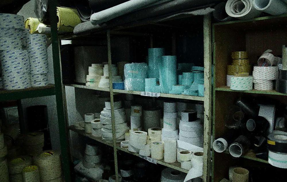 珍珠棉生产车间